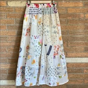 Dresses & Skirts - Patchwork Maxi skirt